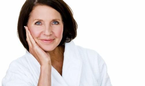 Masque pour la peau mature du visage